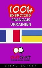 1001+ Exercices Français - Ukrainien by Gilad Soffer (2016, Paperback)