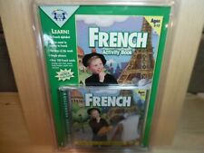 Home School Twin Sisters Educational CD And Book Set French