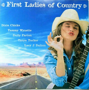 """Country CD """"First Ladies of Country"""" 20 songs 15 singers Columbia 2001Sony Music"""