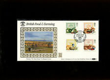 1989 Food and Farming Year Benham Gold 500 Series Official FDC