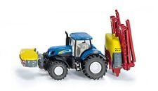 1:87 New Holland W/Kverneland Crop Sprayer - Die-Cast Vehicle - Siku 1799