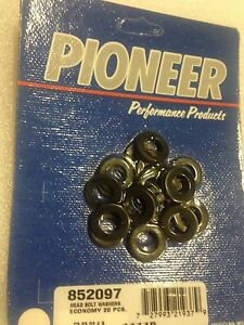 "Pioneer 1/2"" Head Bolt Washers for Ford Mopar and others"