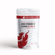 High Strength Vitamin K2 120 Tablets 500mcg - MK-7