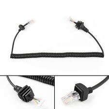 1Pcs Mic Microphone Cable Line For HM-152 ICOM Radio IC-2200H 2720 IC-7000 2820H