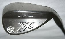 Callaway X Forged 52 degree Wedge with Dynamic Gold Tour Issue stiff flex shaft