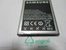 ORIGINAL SAMSUNG GALAXY NOTE i9220 GT-N7000 Li-ion BATTERY, EB615268VU