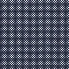 Baumwollstoff Mini Sterne navy blau METERWARE Webware Popeline Stoff