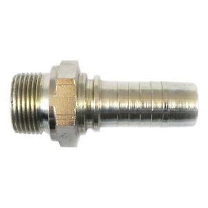 "Hydraulic Hose Insert 5/16""x3/8bspp 60° Cone Male Thread Pk2"