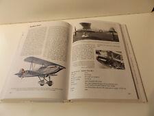 2004 The Complete ENCYCLOPEDIA of FLIGHT 1848-1939 by J. Batchelor & MV. Lowe HB