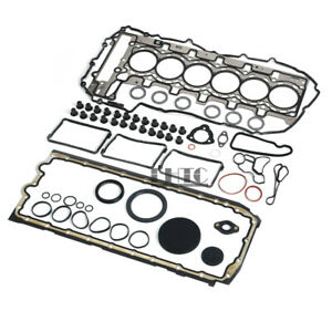 Engine Overhaul Gasket Kit For BMW 335i X3 X5 X6 E90 F30 F10 F25 E70 E71 N55 3.0