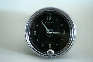 1951-52 Chevrolet Special Deluxe Dash-top Clock