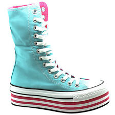 Converse Women's Lace Up Canvas Hi Top, Boots Trainers