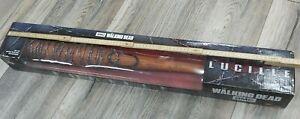 Negan Lucille The Walking Dead Baseball Schläger PVC Bat Horror Kostüm McFarlane