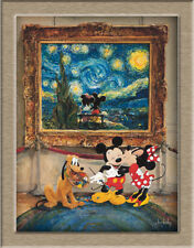 Poster, Oil Painting HD Canvas Print / Modern Art Home Decorative Wall Disney