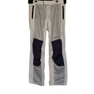 REV'IT! Sand 3 Mens Motorcycle Pants Silver/Anthracite Large Long