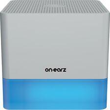 On Earz enceinte sans fils Bluetooth with 7 couleur LED ECLAIRAGE AMBIANCE Blanc