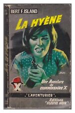 FLEUVE NOIR L'AVENTURIER  N°100 la HYENE  EO 1964