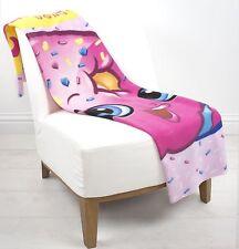 Nuevo shopkins Shopaholic Manta d'lish Donut Niñas Rosa Para Niños Fleece Throw
