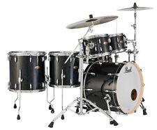 "Pearl Session Studio Select 8""x7"" Tom Black Halo Glitter Sts0807T/C316 Drum"