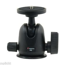 Manfrotto 496 Compact Kugelkopf Ball Head