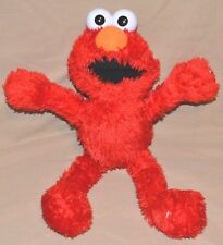 "14"" Elmo ""Stretch & Fun"" Plush Doll Interactive Fisher Price 2006 Sesame Street"