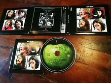 The Beatles - Let it Be Deluxe Package Digipack Cd Perfetto Mint