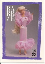 Barbie Fashion Collectable Card - Card No. 246: 1988 - Perfume Pretty Barbie