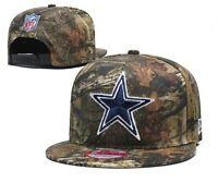 New Era 9Fifty Adult NFL Dallas Cowboys Snapback Camo Realtree Cap Hat 950 New