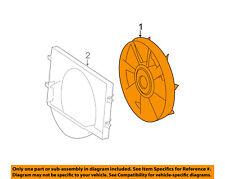 Mercedes MERCEDES-BENZ OEM Sprinter 2500-Radiator Cooling Fan Blade 0002007323