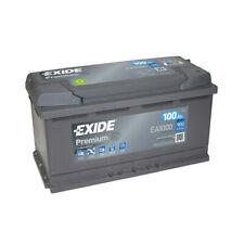 Batterie Exide Premium Ea1000 12v 100ah 900a Fa1000