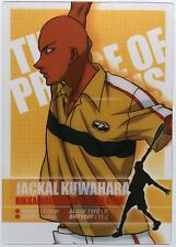 The Prince of Tennis Clear Trading Card Jackal Kuwahara