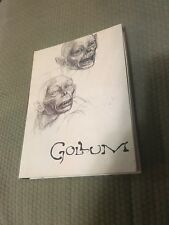Creating Gollum Collectible Dvd & Book (Lord Of The Rings)