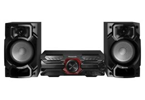 NEW Panasonic SC-AKX320E-K Hi-Fi System 450W Bluetooth CD Player