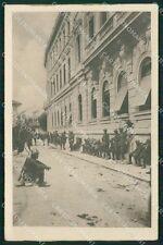 Gorizia Città Militari cartolina QT1004