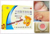 Salicylic Acid & Phenol Foot Corn Remover Corn Care Wart Clavus Removal Plasters