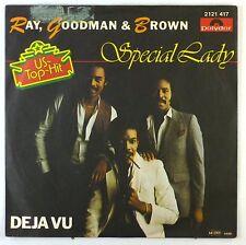 "7"" Single - Ray, Goodman & Brown - Special Lady / Deja Vu - S2406"