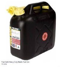 Rheem Fuel Jerry Can 10 Litre Petrol Diesel Water Storage Garage Heavy Duty New