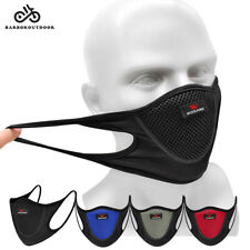 Унисекс рот-муфельная моющиеся Велоспорт защитный половина лицевым щитом Scraf