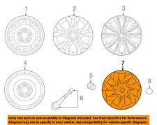 MAZDA OEM 14-18 3 Wheels-Wheel Cover B45A37170B
