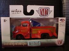 M2 Machines 1958 Dodge Cabover Truck Mopar Direct Connection 1/64 Die Cast