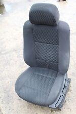Bmw 3er E46 Limousine Touring Fahrersitz Sitz vorne links Stoff Stoffsitz