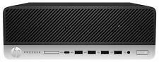 HP ProDesk 600 G3 (256 GB, Intel Core i5, 3.40 GHz, 8 GB) SFF Desktop - 1MF40PA