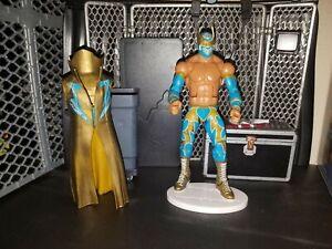 WWE Mattel elite series #15 Sin Cara Figure Wrestling TNA IMPACT NXT ROH Lucha