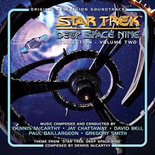 STAR TREK DEEP SPACE NINE 9 DS9 Volume 2 LA-LA LAND 4-CD Set McCARTHY More NEW