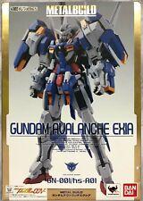 Bandai Metal Build GUNDAM AVALANCHE EXIA 00 complete