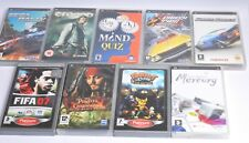 ASSORTED SONY PSP GAMES