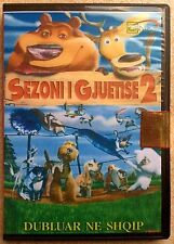 Sezoni i gjuetise 2 or 3 (you can choose). DVD in Albanian language. Shqip