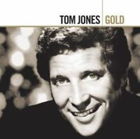 Tom Jones - Gold CD NEW & SEALED (Greatest Hits, Best of)
