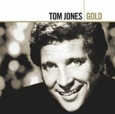 Gold (1965 - 1975) by Tom Jones (CD, Jan-2005, 2 Discs, Universal Distribution)