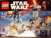 Lego Star Wars 75138 Hoth Attack  Neu und original verpackt
